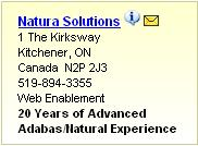 Enhanced Adabas Natural Consultants Listing